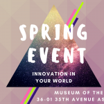 Spring Event – Innovation in Your World!