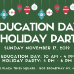 Education Day & Holiday Party 2019