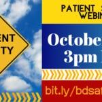 Patient Safety Webinar
